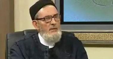 مفتى الديار الليبية الصادق الغريانى