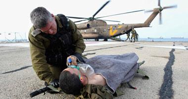 تضارب حول عدد مصابى الجيش الإسرائيلى فى إطلاق نار على الحدود مع مصر