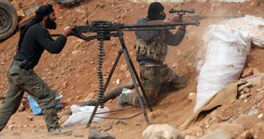 مقتل وإصابة العشرات من مقاتلى داعش فى سوريا