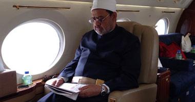 الإمام الأكبر الدكتور احمد الطيب شيخ الأزهر