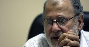الدكتور محمد حبيب النائب السابق للمرشد العام لجماعة الإخوان