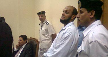 تفاصيل محاكمة جاسوس الفخ الهندى الشاب المصرى الذى تجسس لحساب الموساد الاسرائيلى S420111820464