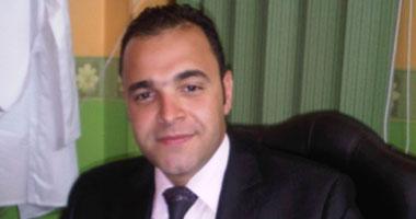 الدكتور خالد يوسف أخصائى التغذية وأمراض السمنة والنحافة