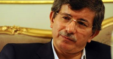 """وزير الخارجية التركى """"أحمد داود أوغلو"""""""