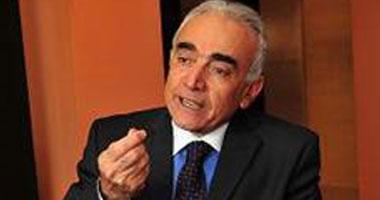 الأمين العام لغرفة التجارة المصرية البريطانية طاهر الشريف