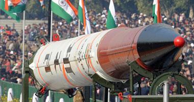 صاروخ الهند