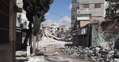 أحداث سوريا - صورة أرشيفية