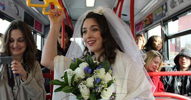كلوشكو عروس غير تقليدية