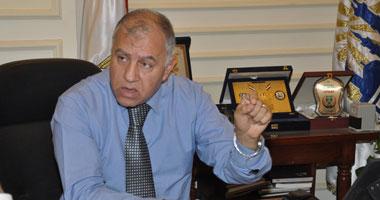 الدكتور أسامة كمال محافظ القاهرة