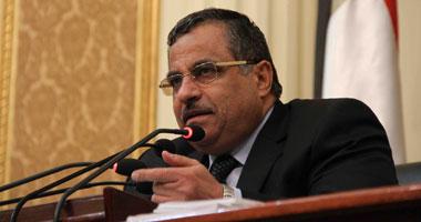 رئيس مجلس الشورى أحمد فهمى