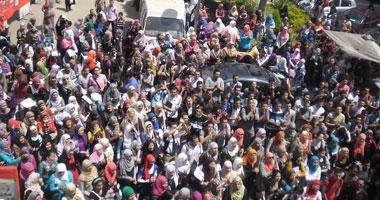 اعتصام صيدلة القاهرة