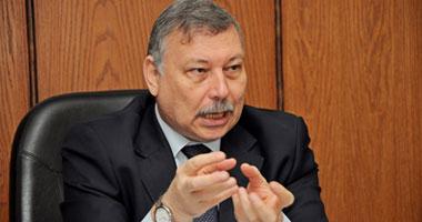 الدكتور أحمد سمير وزير الدولة للتنمية الإدارية