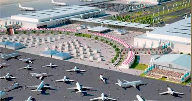 مطارات دبى تتخذ الإجراءات الوقائية وتبحث خطط التعافى بعد انتهاء أزمة كورونا