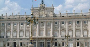 القصر الملكى الاسبانى