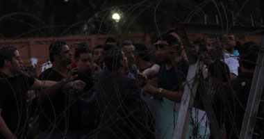 تعزيزات أمنية تصل عزبة النخل بعد اشتباكات عنيفة بين الأهالى والإخوان