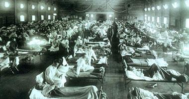 التاريخ يثبت.. الأنفلونزا الإسبانية مرت بأربع موجات وبائية.. احذر من كورونا