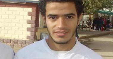 عمر جابر يعود لمعسكر منتخب الشباب عقب لقاء الحرس S5201024182125.jpg