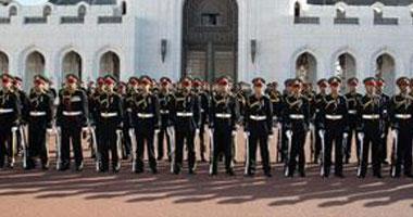 الشرطة العمانية - صورة ارشيفية
