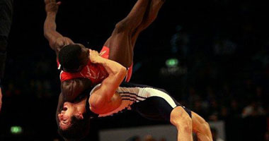 المصارعة تضيف برونزية جديدة لمصر بأوليمبياد الشباب
