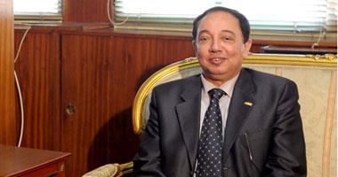 الدكتور محمد النشار وزير التعليم العالى