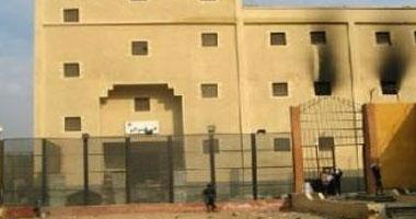 محامى  كتائب حلوان :  الأمن قرر فتح الزيارات لسجن العقرب دون تصاريح
