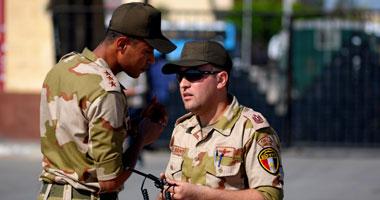 الجيش يتسلم مدارس مناطق حلوان والتبين والمعصرة لتأمينها خلال الاستفتاء