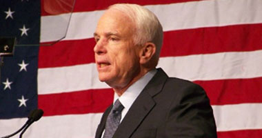 السناتور الجمهورى مكين: سأقدم الاستراتيجية الخاصة بأفغانستان فى سبتمبر