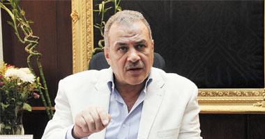 اللواء محمود فاروق مدير الإدارة العامة لمباحث الجيزة