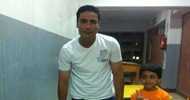 المقاولون: لن نفرط فى محمود أبو السعود ومحمد شعبان للمصرى