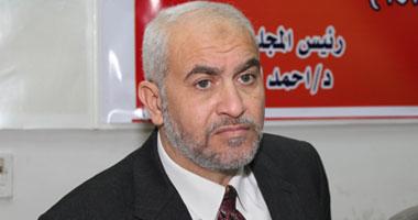 الدكتور جمال عبد السلام الأمين العام لنقابة أطباء مصر