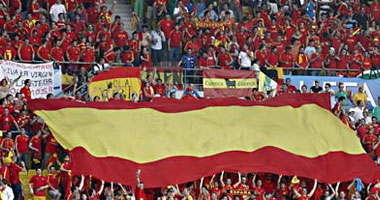 بالفيديو.. الأسبان يحتفلون فى مدريد بالفوز على هندوراس S6201022204250