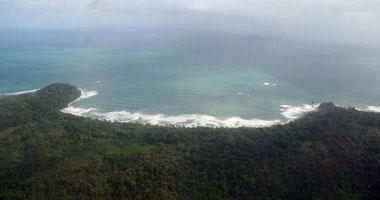 ارتفاع النشاط الإشعاعى 1150 المعدل الطبيعى البحر