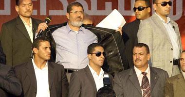 الرئيس مرسى أقوى