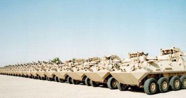 """شركة """" آفتاكراز"""" الأوكرانية ترسل لمصر دفعة شاحنات مدرعة"""