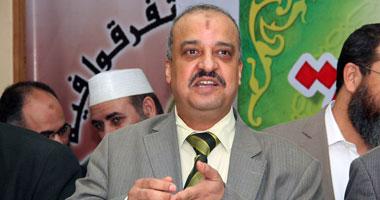 الدكتور محمد البلتاجى عضو جماعة الإخوان المسلمين