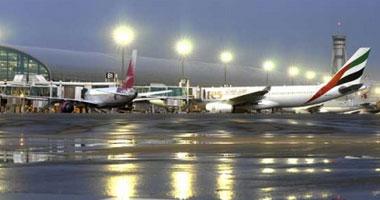 إلغاء 5 رحلات بمطار دبى بسبب الضباب وسوء الأحوال الجوية
