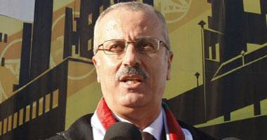 حكومة فلسطين تشكر الرئيس السيسي لرعايته اتفاق المصالحة بين فتح وحماس