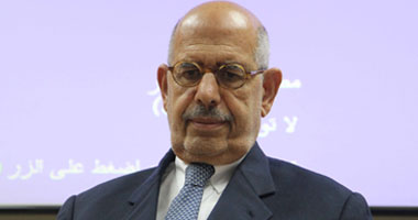 """""""إعلام تميم"""" يسجل 5 حلقات مع البرادعى للتحريض ضد مصر قبل ذكرى 25 يناير"""