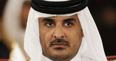 أمير قطر الشيخ تميم بن حمد آل ثانى