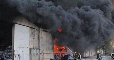 الجيش اللبنانى يخمد أجزاء كبيرة من حرائق لبنان