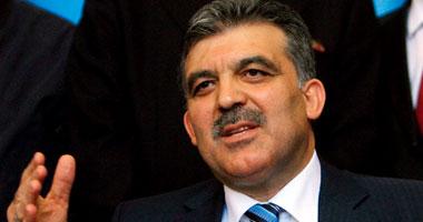الرئيس التركى عبد الله جول