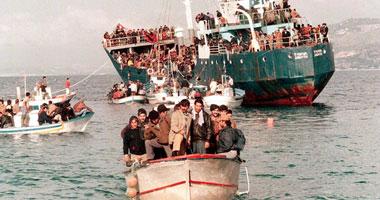 الصليب الأحمر: آلاف المهاجرين فى ليبيا يواجهون ظروفا فى غاية الصعوبة