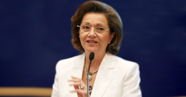 سوزان مبارك زوجة الرئيس السابق