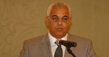 د.محمد نصر الدين علام وزير الموارد المائية والرى
