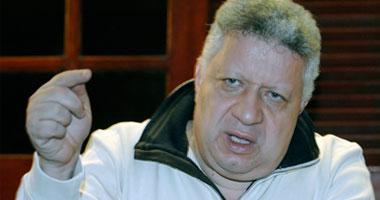مرتضى منصور يعلن رسميا ترشحه لرئاسة الجمهورية