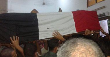 تأكد اهالى الشهداء من جثامين ابنائهم طلب من أسرة شهيد اسيوط