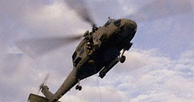 طائرتان قواتMFO تنقل جنود مصابين