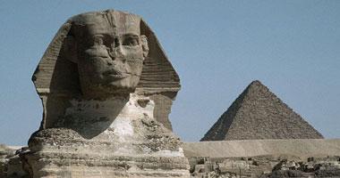 زبيدة عطا الله: تمثال أبو الهول منسوب للملك خفرع وليس لسيدنا إدريس