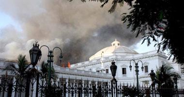 السيطرة على حريق جديد بالشورى