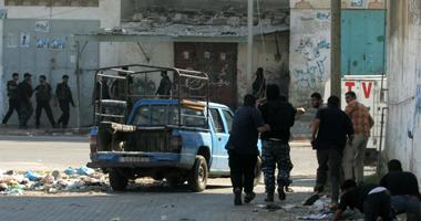 فصائل العمل الوطنى الفلسطينى تدعو لانسحاب المسلحين من اليرموك